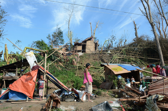 Build Back Better?  In the Philippines, Thus Far It's Build Back Worse
