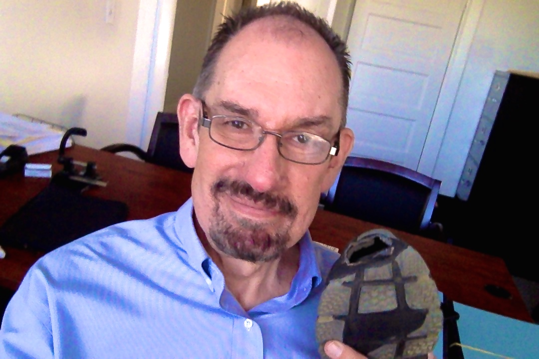 For the Record: The Shoes that Walked 2,700 Miles and Helped Me Lose 80 Pounds