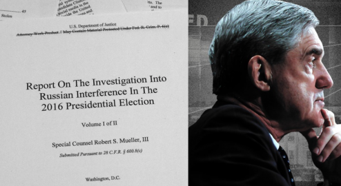 What the Mueller Report Actually Says